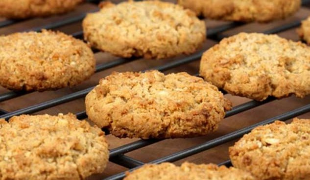 самое вкусное овсяное печенье в домашних условиях может