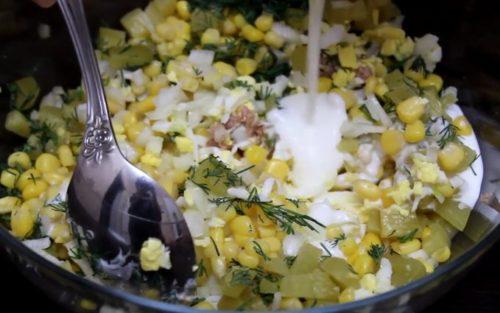 Тунец консервированный рецепты салат