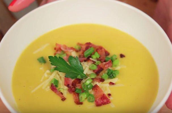 Суп из тыквы — быстро и вкусно. Пошаговые фото рецепты приготовления лучших супов из тыквы
