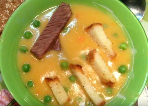 пошаговый рецепт вермишелевого супа с мясом