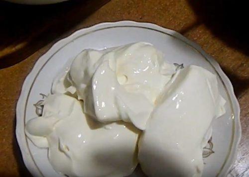 Грибной суп пюре с шампиньонами и плавленным сыром