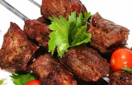Мягкий и вкусный шашлык из говядины