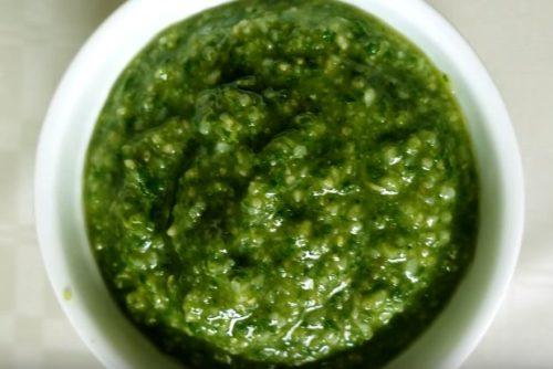Классический соус Песто по-итальянски