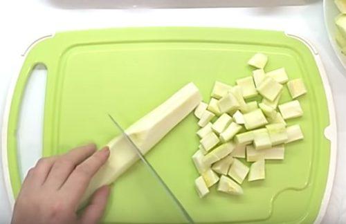 Как заготовить на зиму вкусные кабачки как грибы