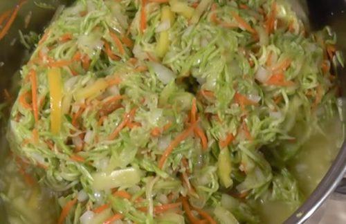 Рецепт кабачков на зиму по-корейски — вкусно и остро