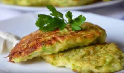 Рецепты оладий из кабачков. Вкусные и простые способы приготовления