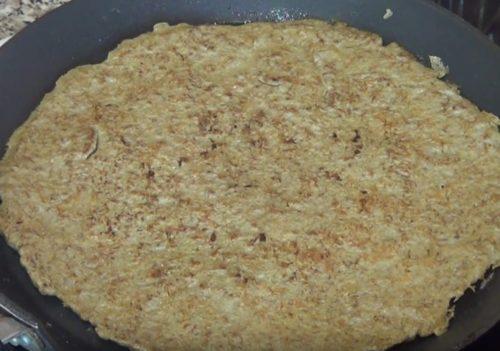 Торт из печени — самый простой рецепт