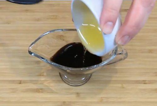 Рецепт скумбрии гриль с карамельной корочкой