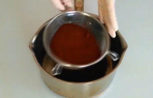 Как приготовить зеркальную глазурь с желатином