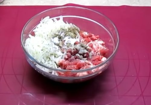 Как быстро приготовить самсу с мясом и курдюком