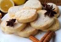 Печем нежное домашнее песочное печенье с цедрой