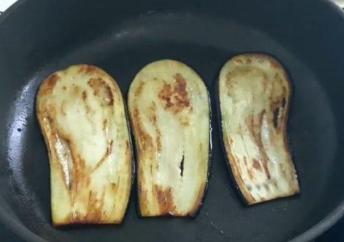 Рулетики из баклажанов, пошаговый рецепт, фото, ингредиенты - @portnova_yulia