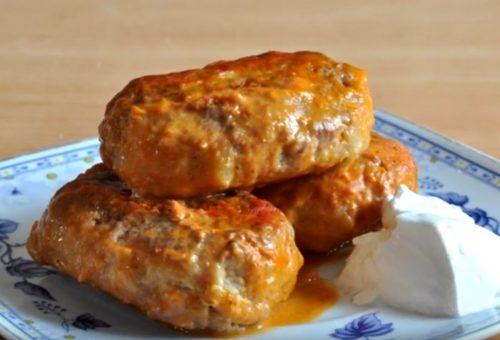 Ленивые голубцы с капустой. Готовим на сковороде и в духовке. 7 вариантов приготовления в соусе